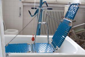 入浴リフト