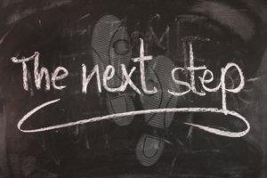 次のステップ